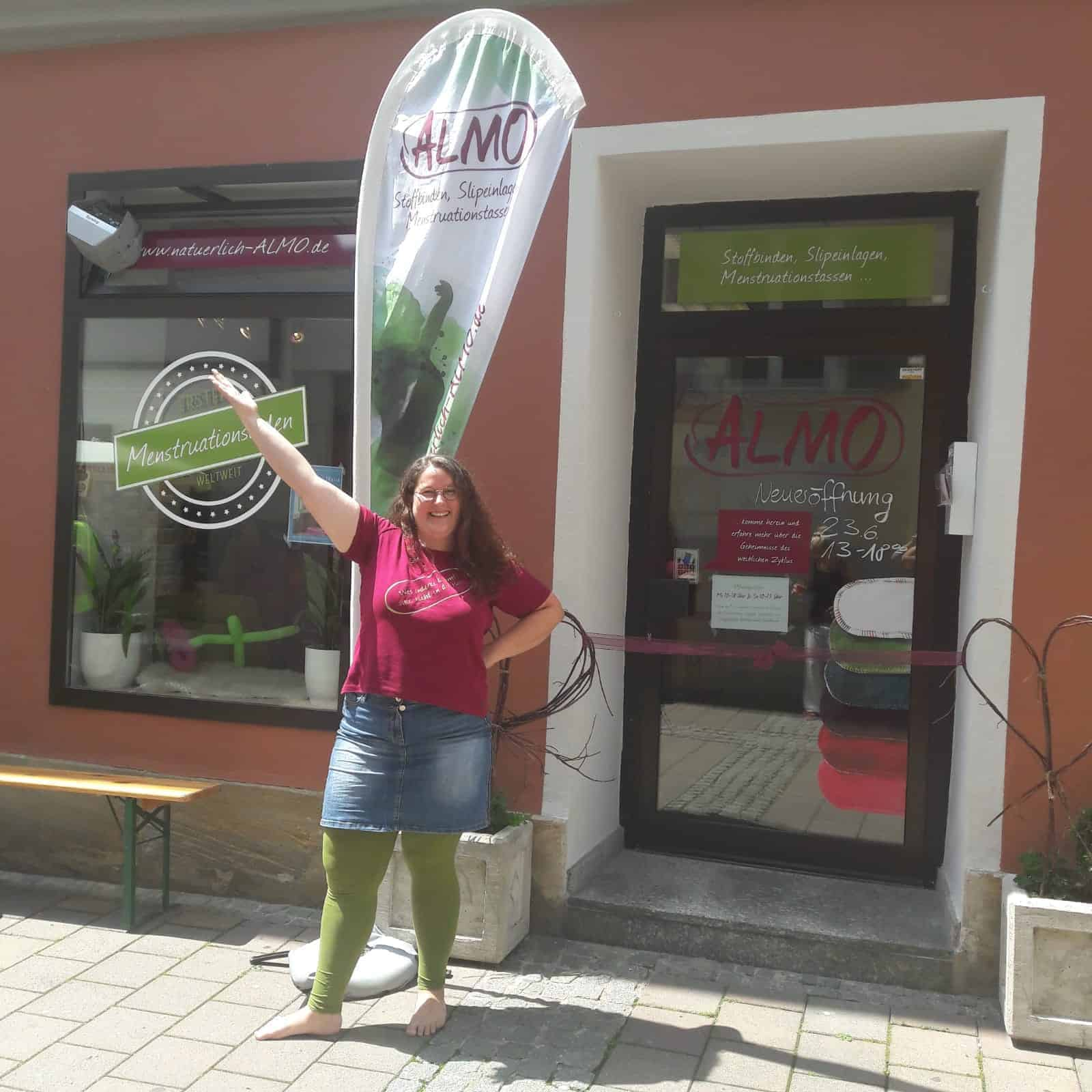 Il negozio del ciclo Ansbach