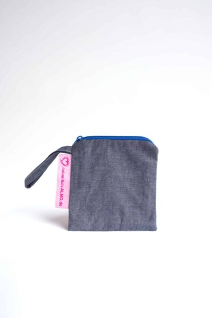 Wetbag S in Jeansblau
